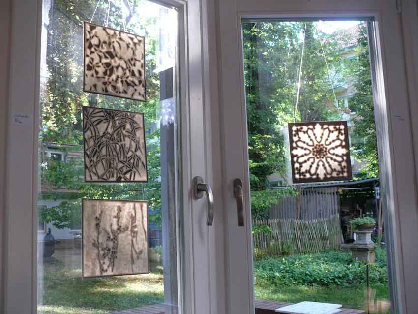 Kaja Witt – Fensterbilder