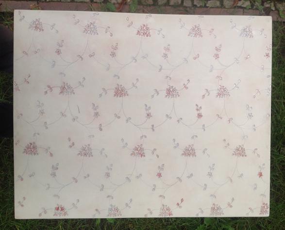 Porzellanplatte – beidseitig bedruckt